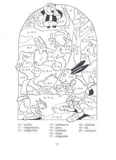 Számolós színező 20-ig - boros.patricia - Picasa Webalbumok Math Activities, Snoopy, Education, Classroom Ideas, Number, Fictional Characters, Color, Activities, Ladybugs