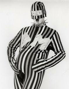 Desi Monster - NYC club kids 'originals' - pinned by RokStarroad.com Club Fashion, Queer Fashion, Funky Fashion, Fashion Beauty, Photography 2017, Fashion Photography, Taboo Club, Michael Alig, Leigh Bowery
