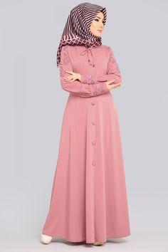 Abaya Fashion, Skirt Fashion, Fashion Dresses, Bridal Hijab Styles, Asian Style Dress, Evening Dress Patterns, Hijab Dress Party, Modele Hijab, Stylish Hijab