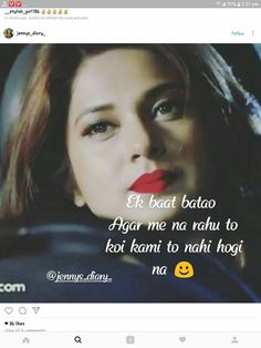 48 amazing Jennifer winget shayari images | Jennifer ...