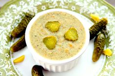 How To Make Dill Pickle Soup - The Kitchen Magpie