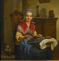 Making Flemish Lace