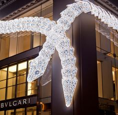 Bulgari - Giant Serpent - Nov. 2012 - NY thanks to @Jonathan Nafarrete Nafarrete Baker