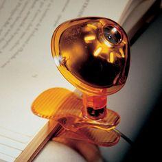 Marset klemlampje Topolina door Christophe Mathieu