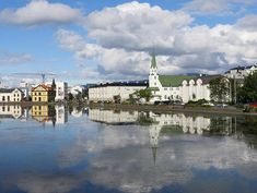 Find out everything that you can do in Reykjavik! All the best things to do in iceland! Inspired By Iceland, Things To Do, Good Things, Ocean, Explore, City, Reykjavik Iceland, Nature, Travel