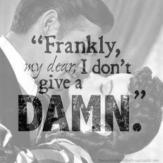 Mr. Rhett Butler. Like a sir.