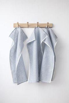Karin Carlander ~ organic linen tea towels
