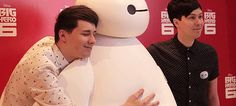 You know you need this on your profile.>>>>that moment when you find out Dan and Phil were in big hero six
