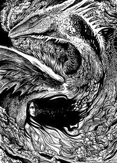 Tehanu -Earthsea bibliography by Ursula K. LeGuin