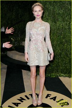 Kate Bosworth & Michael Polish - Vanity Fair Oscars Party 2013