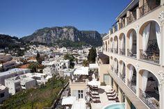 Capri Tiberio Palace - Italy Situated in Capri,... | Luxury Accommodations