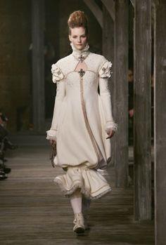 Chanel Métiers d'Art Paris-Edinburgh 2013 | KENTON magazine