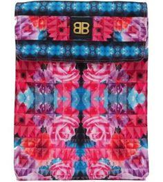 Bouquet floral iPad Pouch