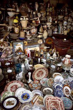 Monastiraki Flea Market Athens