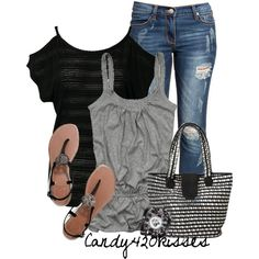 Untitled #332, created by candy420kisses on Polyvore