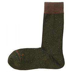 Muji Right Angle Socks