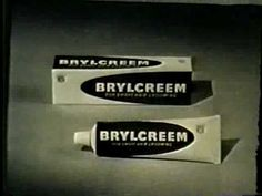 "Brylcreem Commercial, ""A little dab'll do ya,"" 1950's"