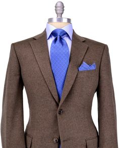 Belvest Light Brown Cashmere Jacket Made in Italy