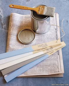 Painting need not be an exhaustive and messy job. Try these tips before you start your next brush job.