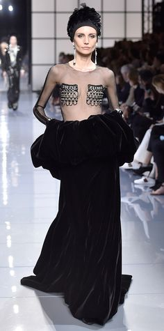The 14 Unforgettable Gowns from Couture Fashion Week - Armani Prive from InStyle.com