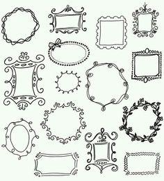 Imagem de drawing and frame