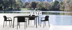 emu yard chair