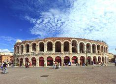 Três cidades italianas que são consideradas Patrimônios Mundiais pela UNESCO…