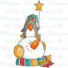 Whipper Snapper Designs is an expansive online store selling a large variety of unique rubber stamp designs. Christmas Cartoons, Christmas Clipart, Christmas Printables, Christmas Rock, Homemade Christmas, Christmas Snowman, Snowman Images, Snowmen Pictures, Snowman Pics