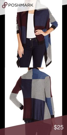 Women's Long Sleeve Open Cardigan Sweater New with tag. 60% Cotton 40% Rayon. Sweaters Cardigans