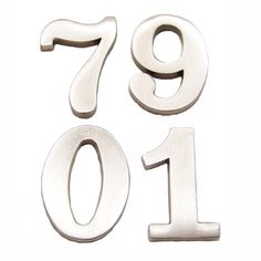 Bolton  Inch House Number Address Letter Sign Home Door Antique