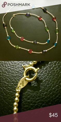 💎 Vintage Trifari Costume Necklace Bundle Multicolored Jeweled Costume Necklace Set Trifari Jewelry Necklaces