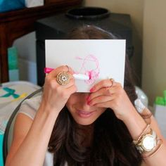 Baby's First Portrait Baby Shower Game