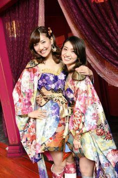 Miyazawa Sae, Oshima Yuko, #AKB48 #SKE48 #SNH48