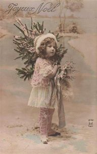 Vintage Rose Album: Children