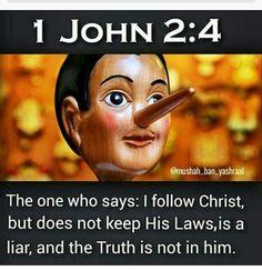 Instead of following him, you worship him. How sad.