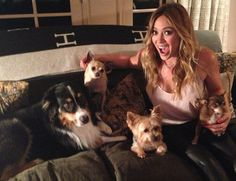 Hilary Duff Heartbroken Over Death of Beloved Chihuahua