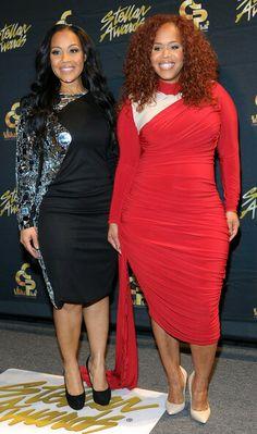 Mary Mary at the 2013 Stellar Awards