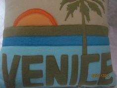 VENICE pillow 20x20