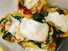 Nos w sos: Muffiny jajeczne   śniadanie   lunchbox