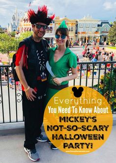 9c94072b311 Are you attending Mickey s Not So Scary Halloween Party this fall  This  guide has everything