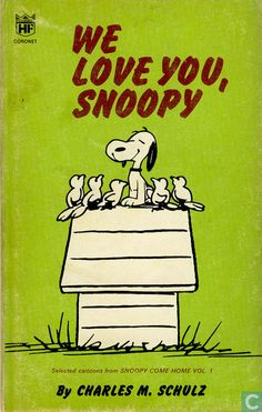We Love You, Snoopy, 1970