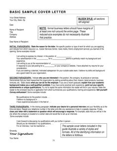 30c4a69eb325dad9055a23a9304647de Job Application Cover Letter Template Word Food Service Example Rufqik on