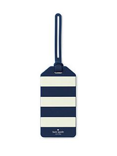 Kate Spade New York - Off We Go Luggage Tag