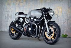 73 Cycles Garage CB750