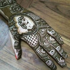 17 Best Rajasthani Mehndi Designs for Hands - Mehndi YoYo Rajasthani Mehndi Designs, Dulhan Mehndi Designs, Mehendi, Hand Mehndi, Mehndi Designs For Hands, Hand Tattoos, Middle, Design Inspiration, Layout Inspiration