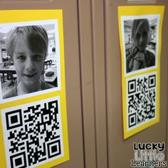 Lucky Little Learners: Improve Writing with QR CODES