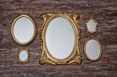 Ar-iş  Varak Çerçeveli Ayna Seti : 254,90 TL | evmanya.com