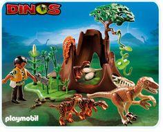 LA CIENCIA DE LA VIDA: Biología Playmobil (III)