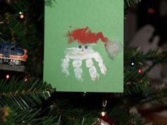 THE MUDDY PRINCESS: Handmade Christmas Ornaments