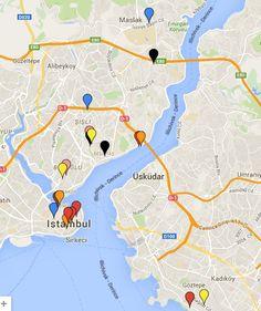 Meu Roteiro: Istambul! | Danielle Noce